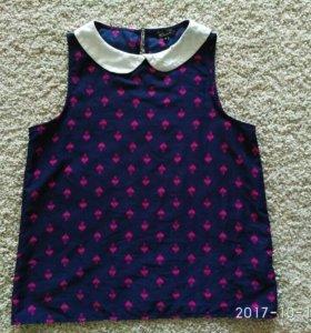 Блузка топ 46 размер