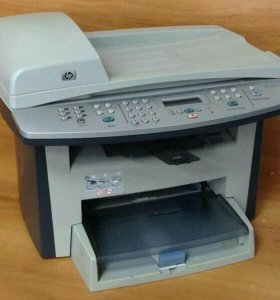лазерные принтер-копир-сканер HP 1522n