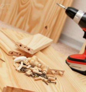 Сборка-разборка корпусной и мягкой мебели