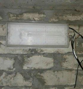 Плафон аккумулятор