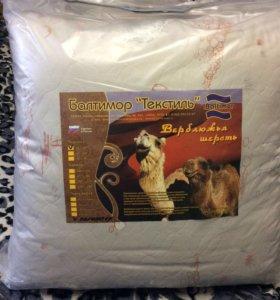 Подушки верблюжья шерсть