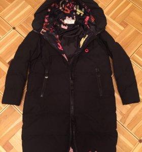 Пальто пуховое MaxMara
