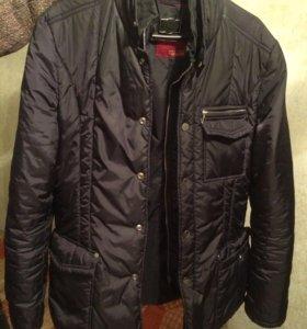 Куртка ZARA men новая, размер 48