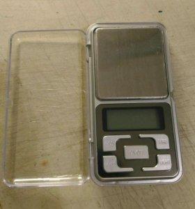 Весы электронные ювелирные