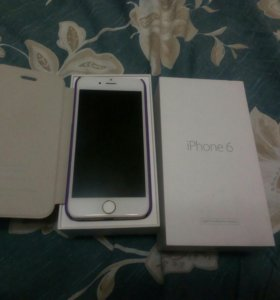 iPhone 6 на 16г