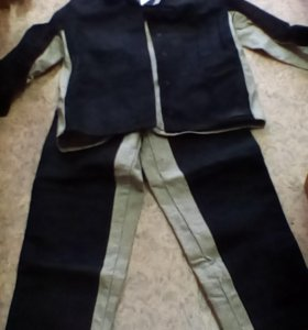 сварочный костюм Бастион