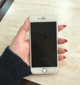 iPhone 6s rose gold обмен