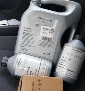 масло для коробки VW G060 726 A2