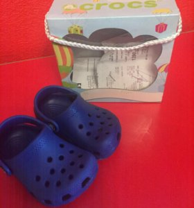 Crocs 17-19 размер