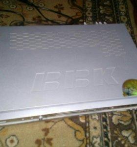DVD-плеер, пишущий BBK