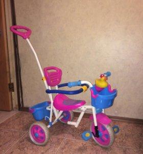 Ручной велосипед