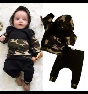 Новый костюм для малыша