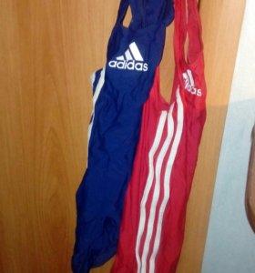 Борцовское трико Adidas
