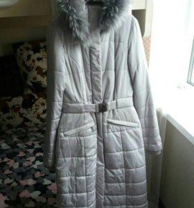 Пальто зимнее р.42-44