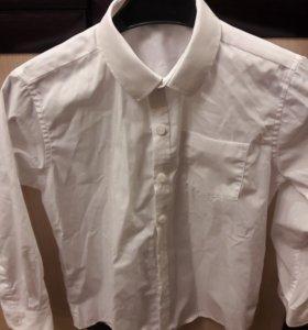 Белые и цветные рубашки