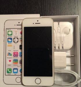 iPhone 5s , Gold, 16GB