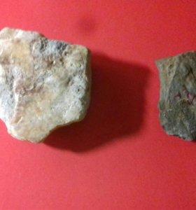Горные камни с Эльбруса
