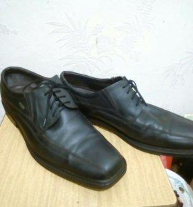 Туфли тёплые на осень, весну.