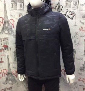 Куртка мужская зимняя новая