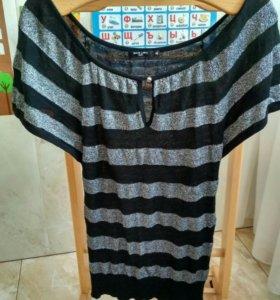 Блуза размер 46-50