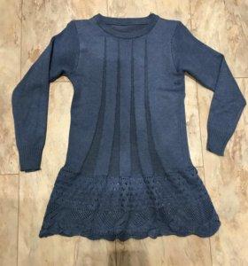 Туника-платье новое