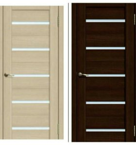 Дверь. Экошпон(полотно+ коробка2.5шт+наличник 5 шт