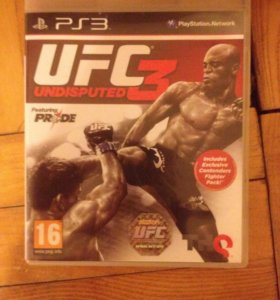 UFC undisputed 3; God of War; Тёмный рыцарь