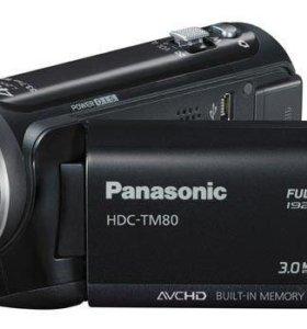 HD Видеокамера Panasonic HDC-TM80