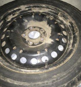 Штамповки 16R 4 шутки на форд фокус на форд мондео