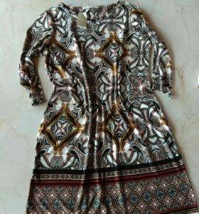 Новое платье р.50-52