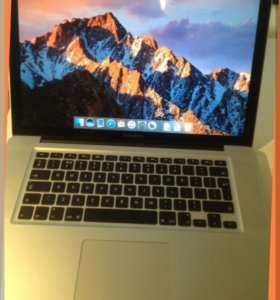 MacBook Apple Pro Mid