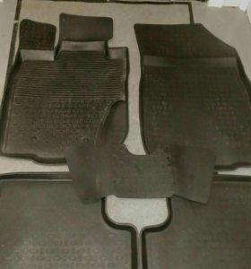 Комплект ковров в салон для автомобиля РЕНО ДАСТЕР