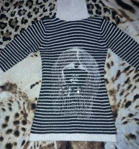 Теплый свитерок 46-48