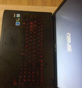 Asus Gl552vw Rog , 8-ми яд Core i7 6700Hq/960GTX/8