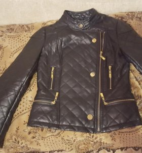 Куртка эко - кожа