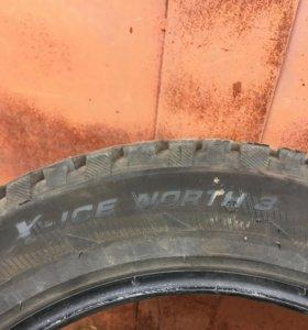 Резина зимняя. Michelin X-ice north 3 205/55/16