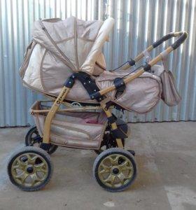 коляска кроватка стул для кормения