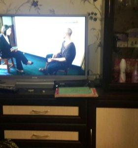 Шкаф угловой+тумба под телевизор