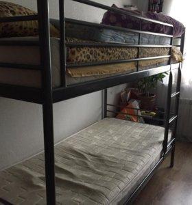 2-ярусная кровать IKEA