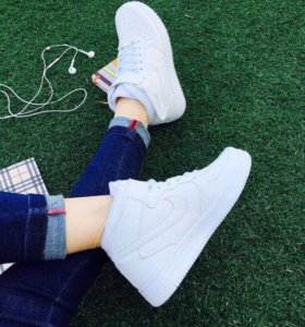 Кроссовки Nike ❄️Зима❄️