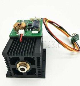 Лазер 3Вт 450Нм+ драйвер
