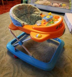 Ходунки детские BabyCare
