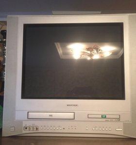 Телевизор Toshiba VTW21FPR