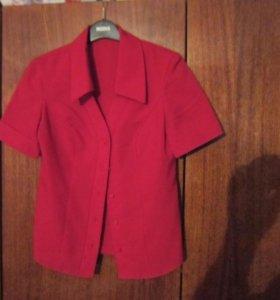 Блузка - форма