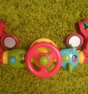 Развивающая игрушка руль ELS