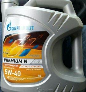 Gazprom premium N