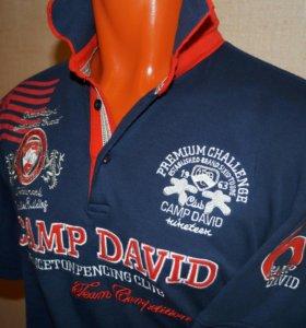 Camp David новое поло бренд Германия