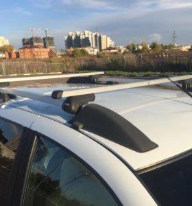 Багажник / рейлинги / калина универсал