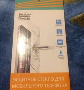 Стекло Samsung A7