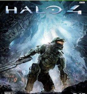 Halo 4 обмен на другие игры